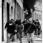 giorno dopo assalto fascista