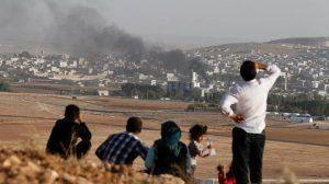 Continuano gli scontri a Kobane