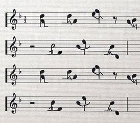 Sex music notes