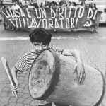 bambino con tamburo